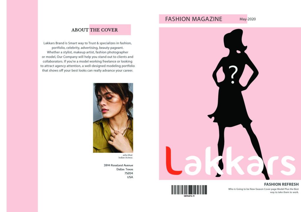 LAKKARS Cover Magazine