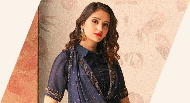 Fashion Trends for Gorgeous Saris 2020