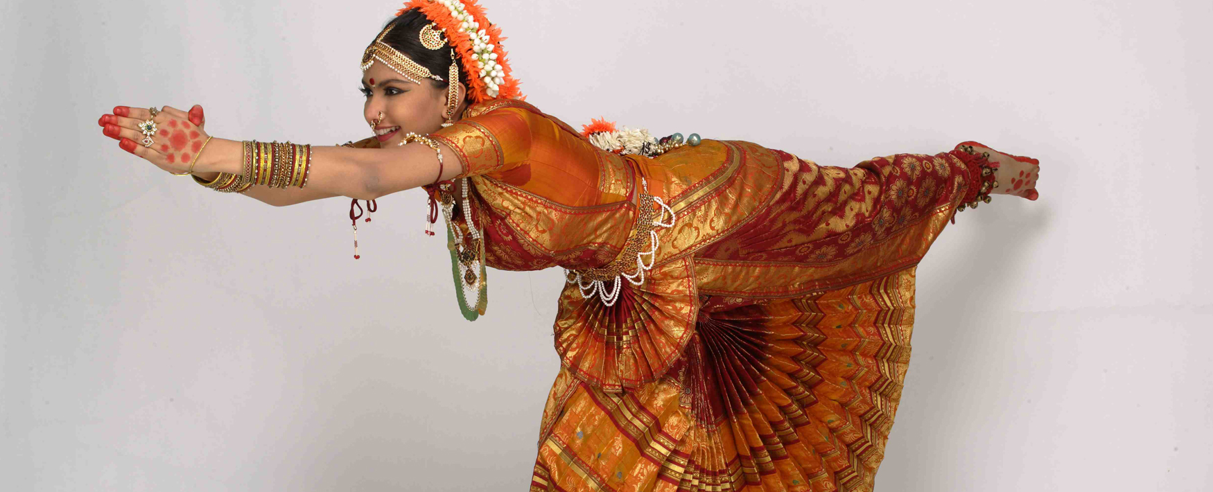 The Bharatanatyam dancer who is sought for choreographer & Director