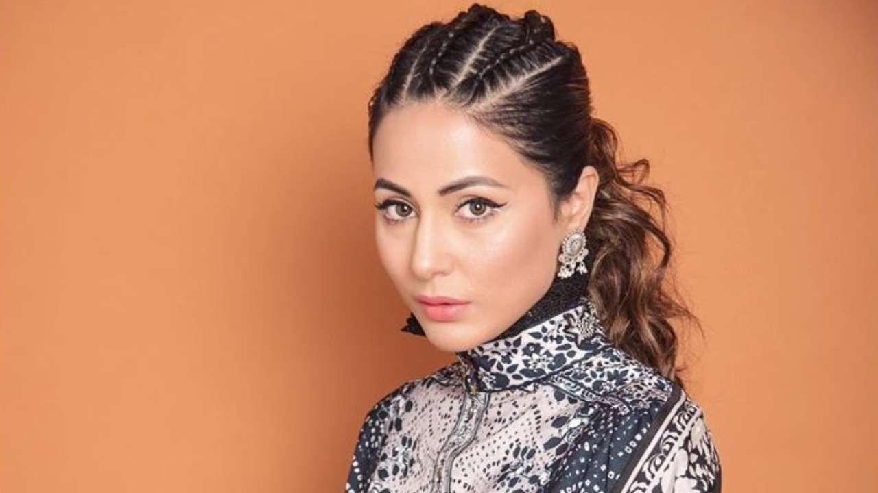 Festive Fashion: Hina Khan