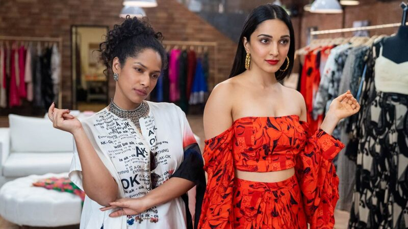 Masaba Gupta '70s Signifies on Her LFW Collection