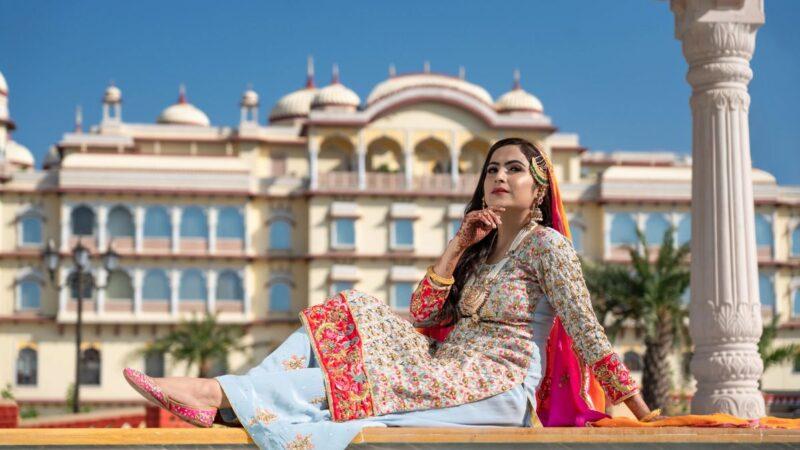 Nimrat Kahlon amazes the fashion industry