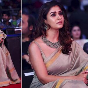 Nayanthara Birthday Special: Simplicity is Her Fashion Wardrobe