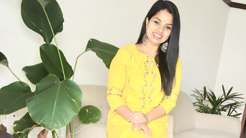Celebrity Stylist Ammu Varghese about How She Describes Style
