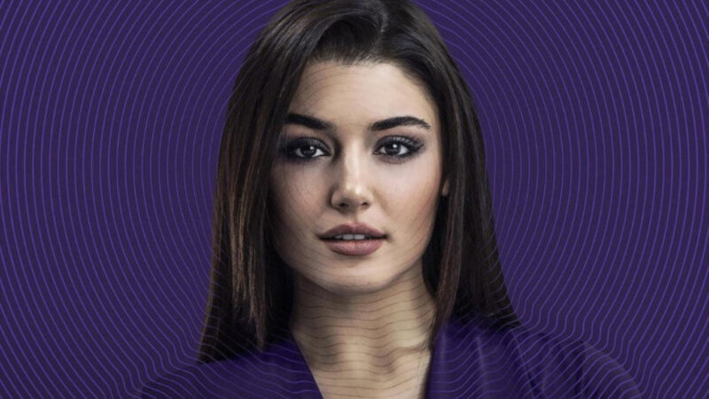 This beautiful actress from Turkey