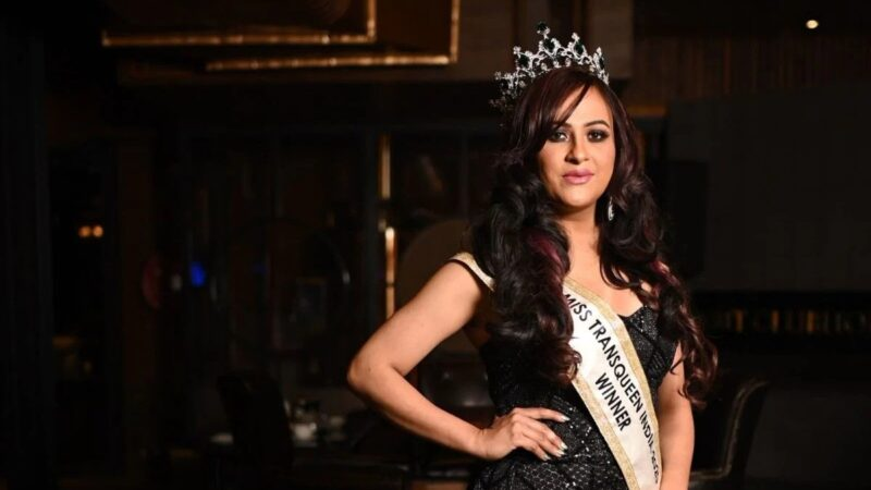 Fashion designer Shaine Soni shares her journey to bring crowned Miss Trans Queen India 2020