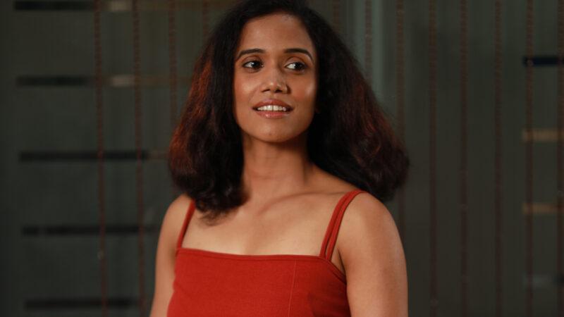 Best Hottest Women Fitness Trainer 'Harika Arigeli' in India