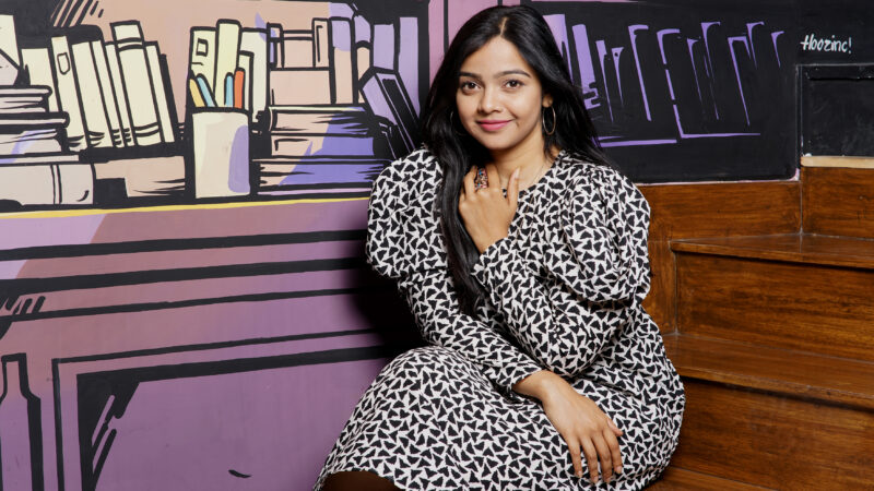 A true all-rounder: Nitya Shetty is equal parts an actress & entrepreneur