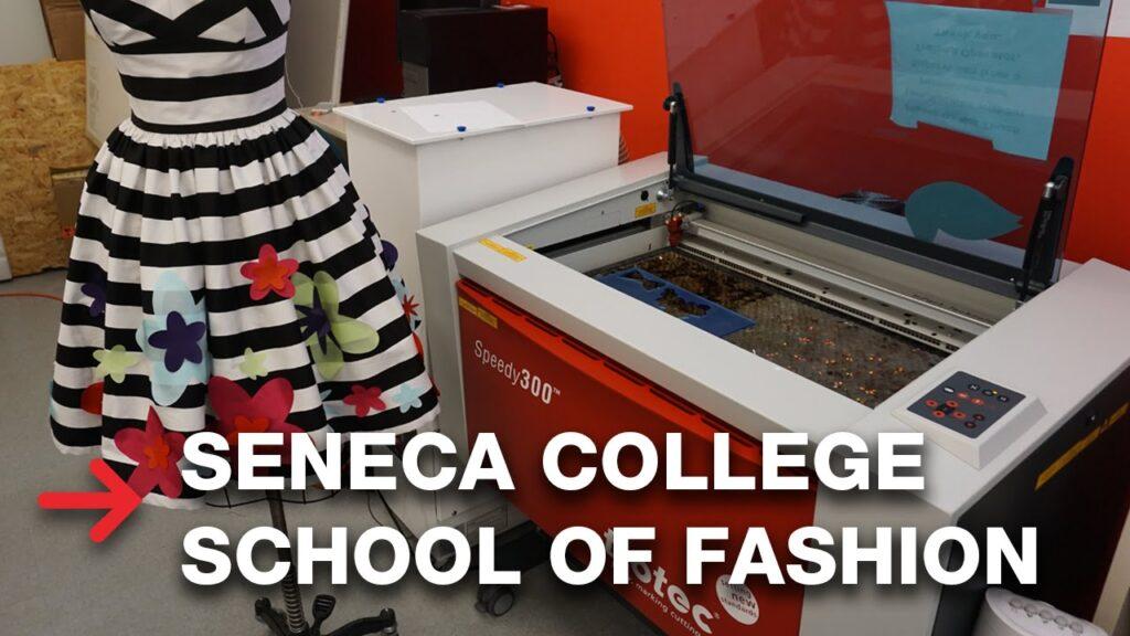 Student at Toronto's Seneca College wins fashion design contest