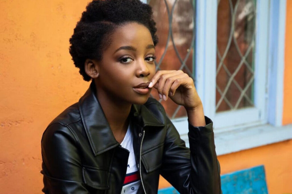 The actress Thuso Mbedu is the first South African to lead a U.S. TV series.