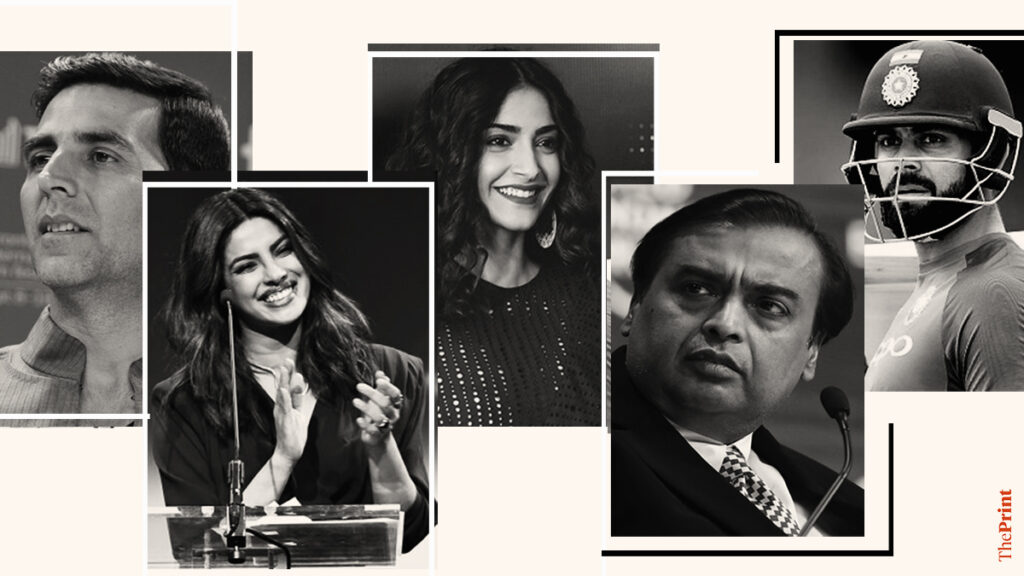 Covid-19 relief: Bollywood Stars and Indian Personalities come together for Virtual Fundraiser